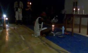 Tally Mbock, performance