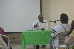 Jean Pierre bekolo, Talk