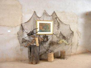 Marceline Fouda - installation