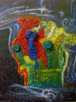 Florette Coulange - Peinture