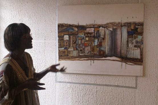 Ginette Daleu - Peinture