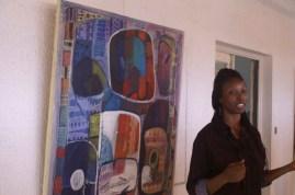 Ogunlade Folashade - Peinture