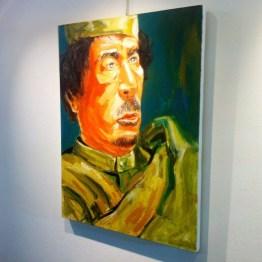 Rostand Pokam - Painting